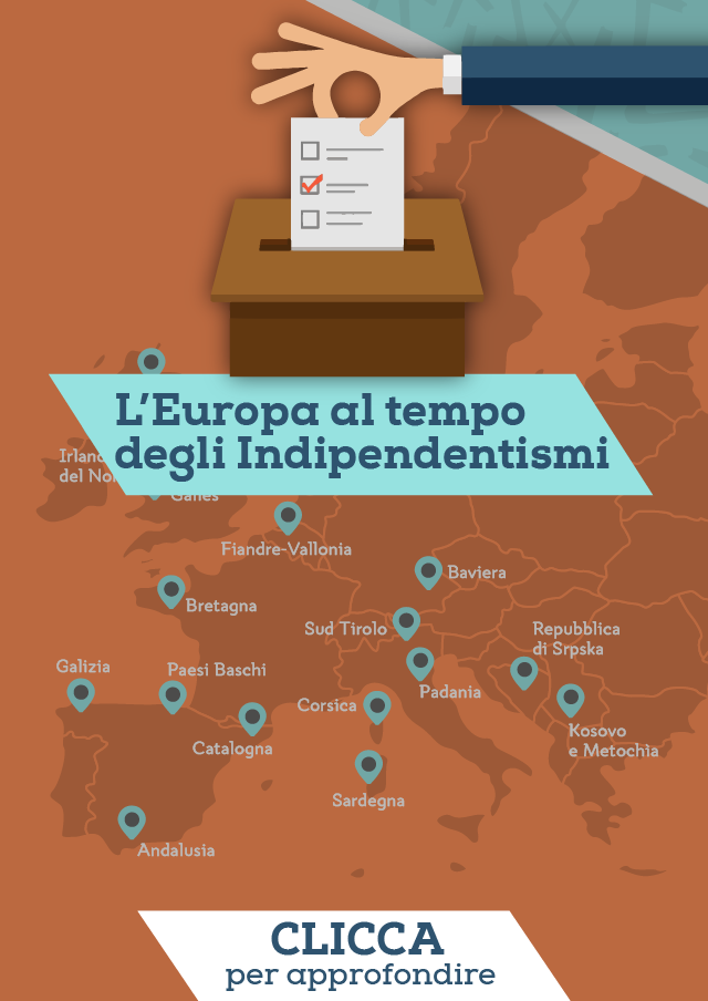 Referendum e movimenti indipendentisti in Europa