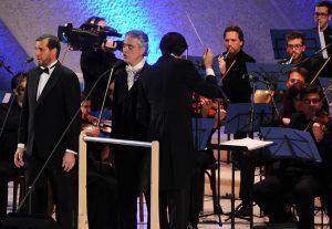 Ricerca e musica insieme grazie al Bambin Gesù e ad Andrea Bocelli