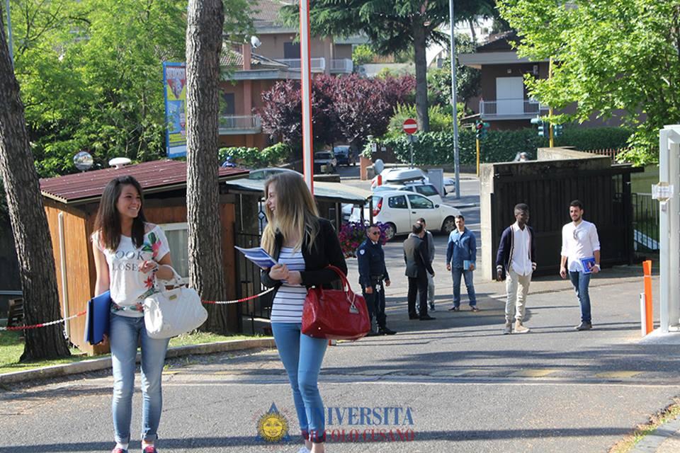 Università Unicusano studenti