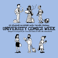University Comics Week: online tutte le vignette in HD