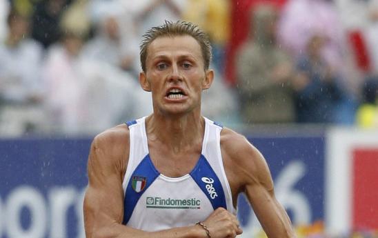 Baldini, oro olimpico nella maratona