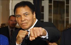 Muhammad Ali colpito dal Parkinson