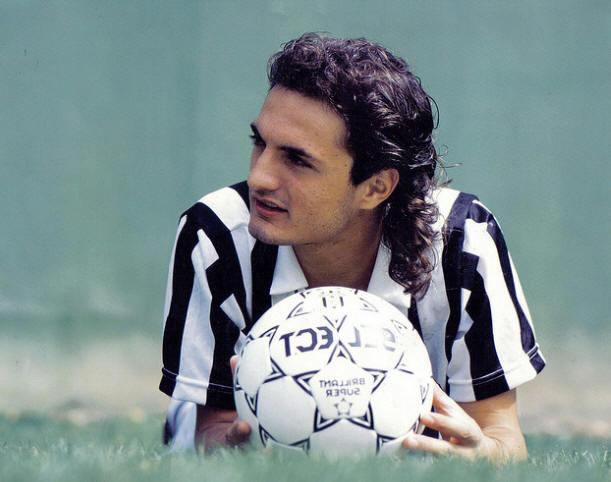 Andrea Fortunato, centrocampista della Juventus