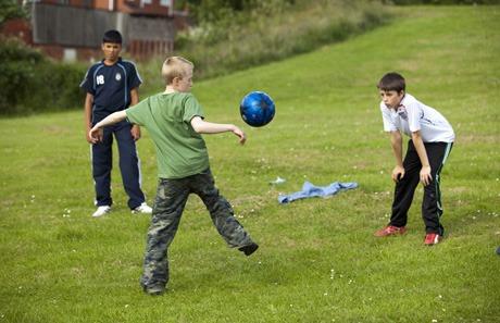 ricerca: calcio e prevenzione