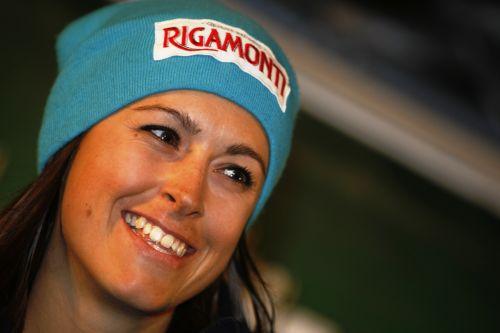 Denise Karbon, grande dello sci italiano