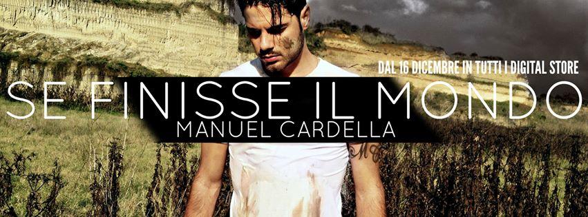 Il cantautore Manuel Cardella, salvato dalla ricerca