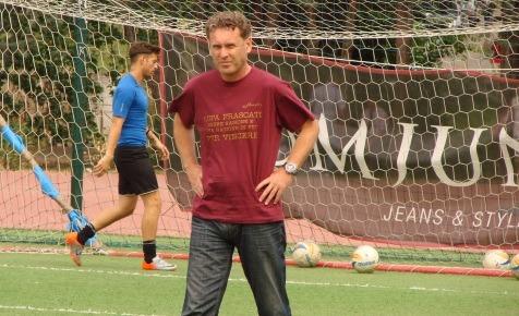 Sandro Pochesci, tecnico Unicusano Fondi