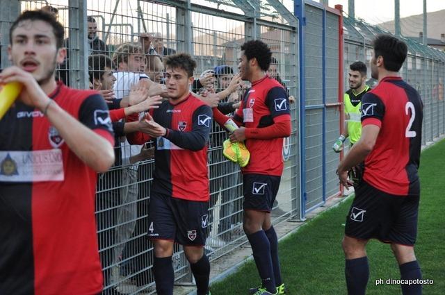 Doppio D'Agostino, l'Unicusano Fondi supera l'Olbia