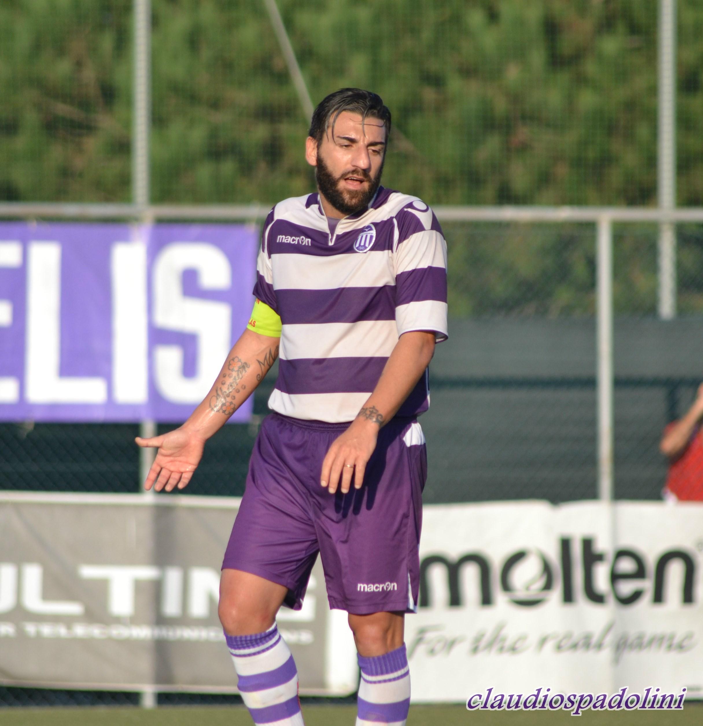 Il talento dell'Unicusano Fondi, Alfonsi