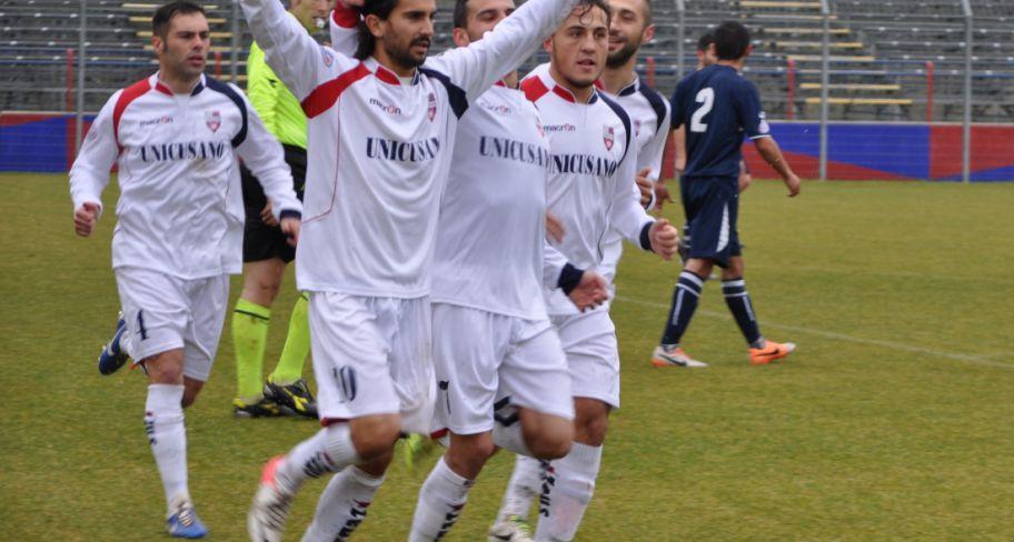 D'Agostino, protagonista della vittoria dell'Unicusano Fondi