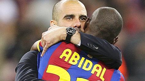 Eric Abidal, il giocatore del Barcellona che sconfisse il cancro