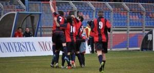 4-1 contro il Budoni, vittoria dell'Unicusano Fondi