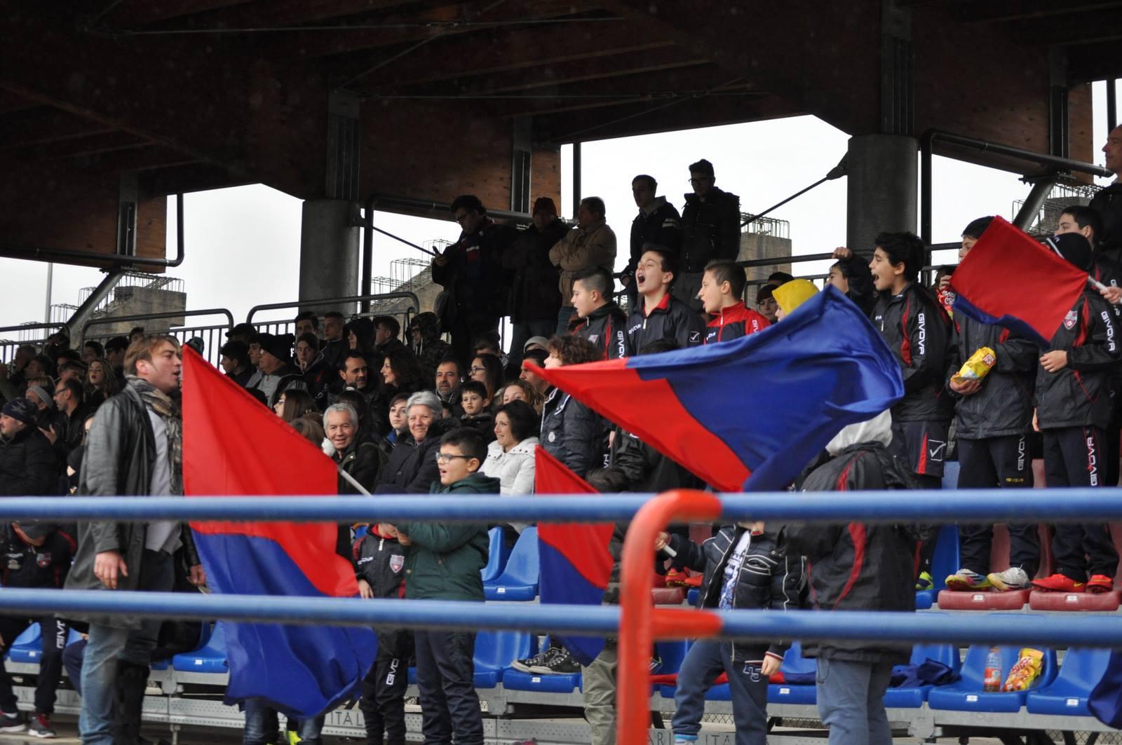 Unicusano Fondi Calcio, sesta vittoria consecutiva