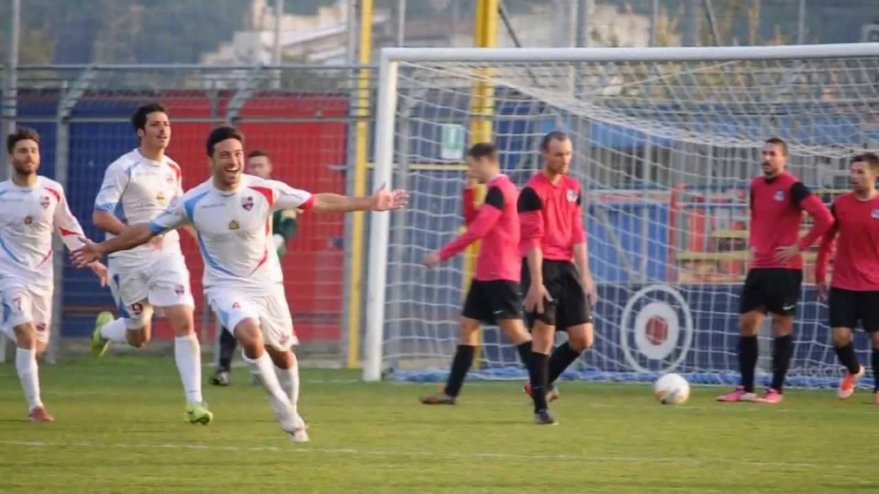 L'UNicusano Fondi Calcio in azione