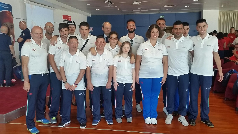 Special Olympics: Claudia Boi di bronzo nei centro metri dorso