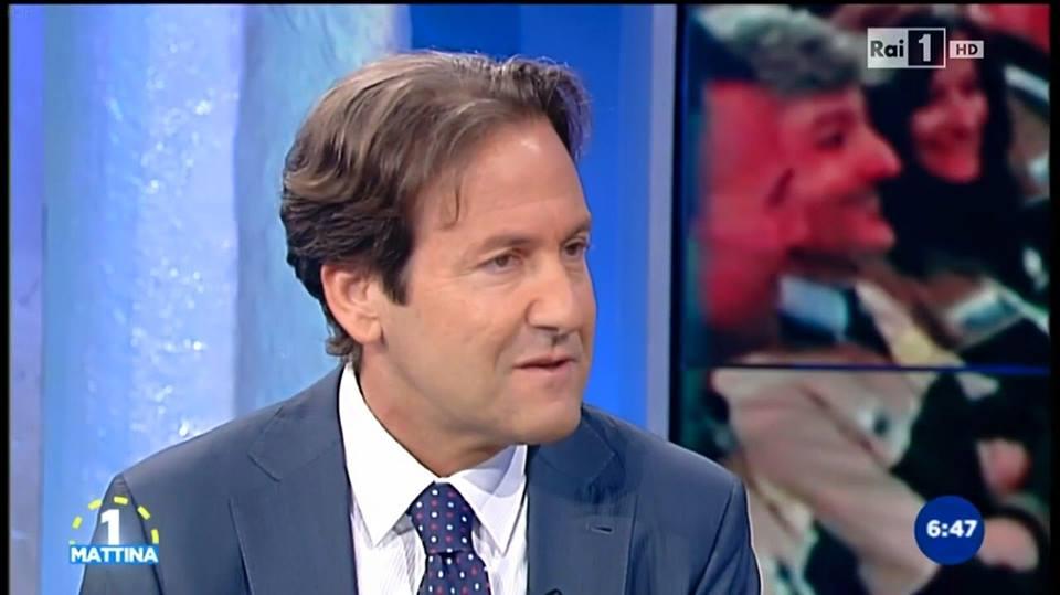 Fabio Fortuna a Unomattina del 12 ottobre