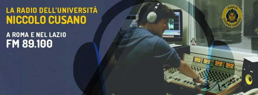 inizierà il 31 agosto la seconda stagione di Radio Cusano Campus