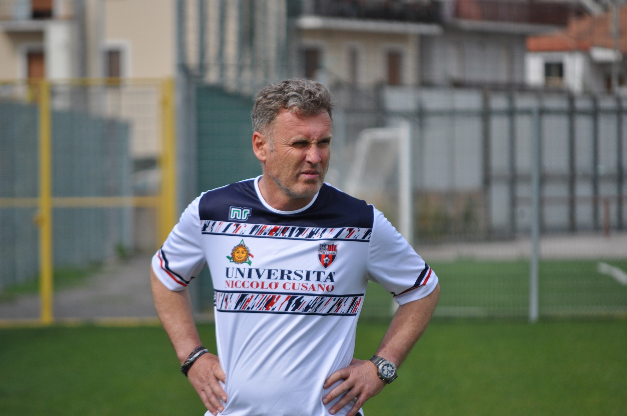 Prima amichevole ok per l'Unicusano Fondi Calcio: la soddisfazione di Pochesci