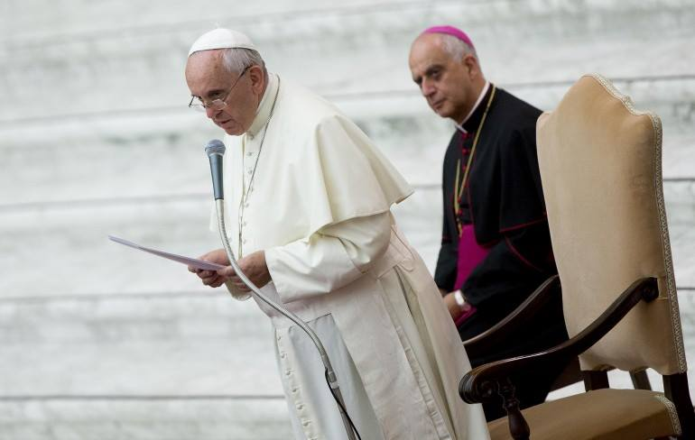 Ai microfoni di Radio Cusano Campus è intervenuto oggi Monsignor Fisichella