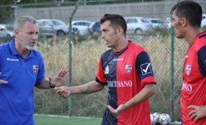 Unicusano Fondi Calcio, tre punti importanti quelli colti contro il Serpentara
