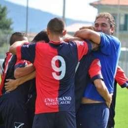 Doppietta di Meloni, 2-2 tra Unicusano Fondi e Francavilla