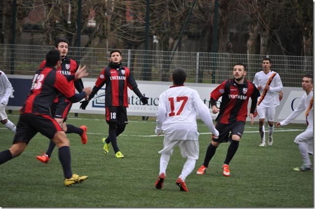 Unicusano Fondi Calcio, i giovani si scaldano