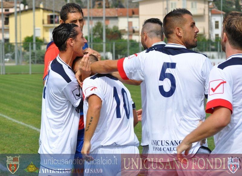 Rocambolesco 3-3 nel match tra Unicusano Fondi e Progreditur Marcianise