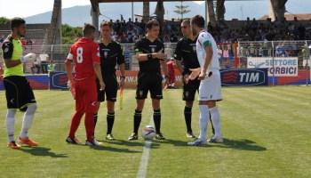 La squadra della Ricerca Scientifica Italiana, l'Unicusano Fondi Calcio