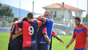 Unicusano Fondi, cinque gol al Gallipoli
