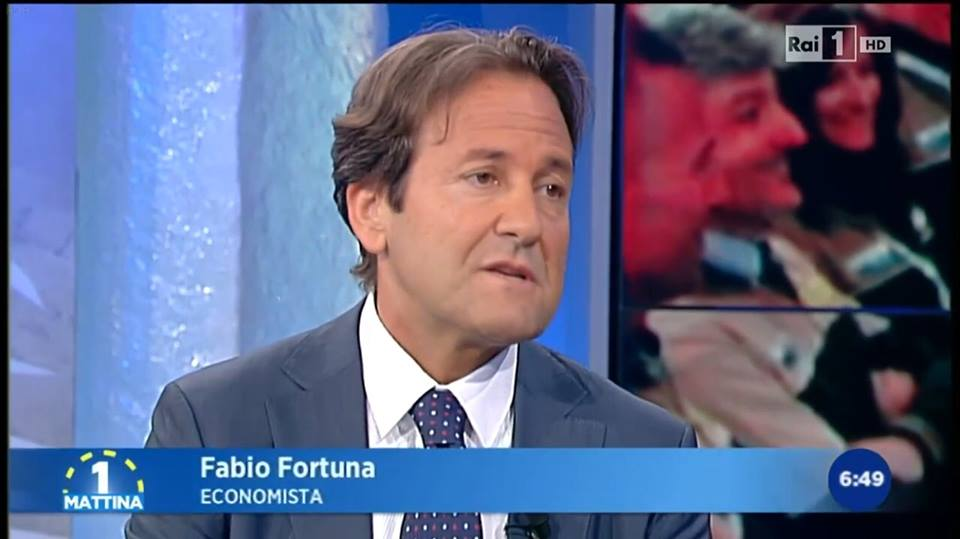 Fabio Fortuna, Magnifico Rettore dell'Università Niccolò Cusano, a Unomattina del 3 novembre 2015