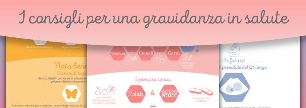 Gravidanza Sana: i consigli della Fondazione Niccolò Cusano.