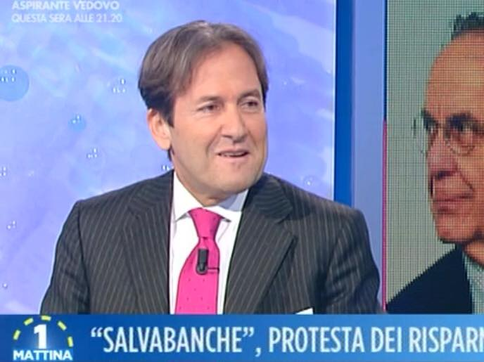 Fabio Fortuna a Unomattina 9 dicembre 2015