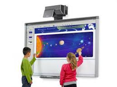 Uso delle lavagne interattive multimediali
