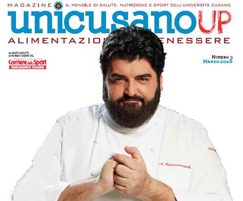 Il numero di marzo di Unicusano UP Magazine