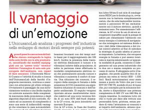 Unicusano Lab, Autosprint del 29 marzo
