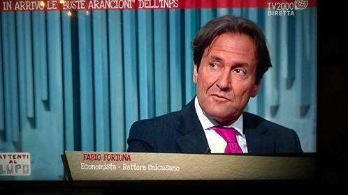 Fabio Fortuna Attenti al Lupo 28 aprile