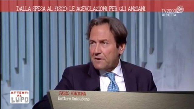 Fabio Fortuna attenti al lupo puntata del 6 aprile