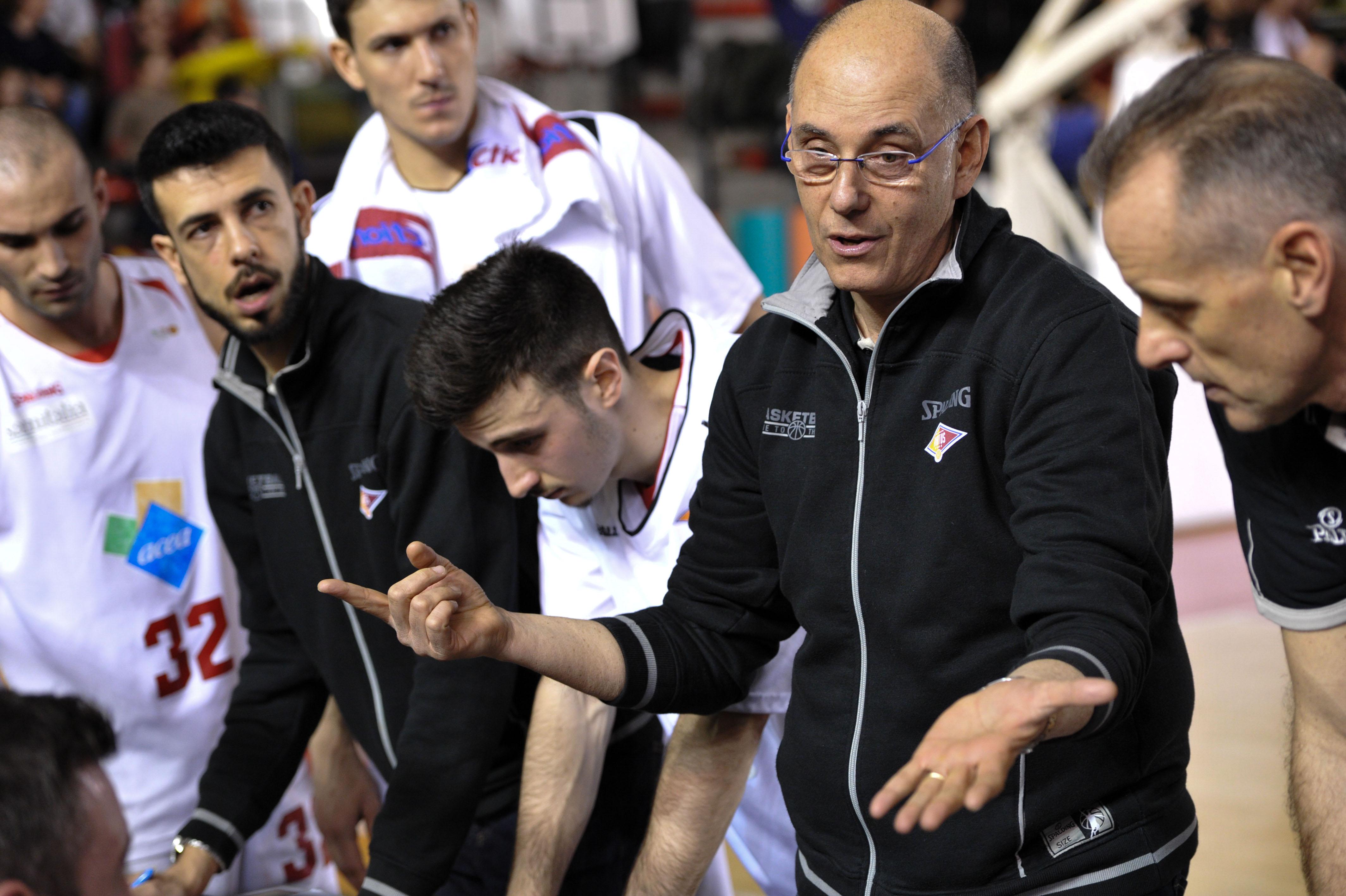 Virtus Roma-Basket recanati