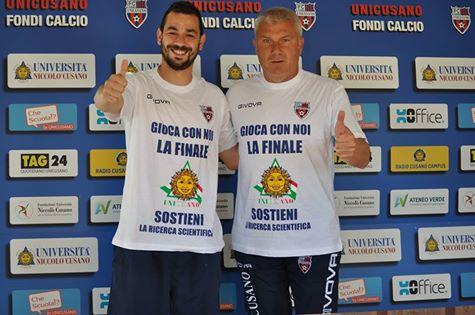 UnicusanoFondi finale di Coppa Italia
