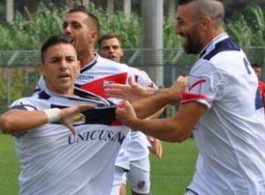 vittoria dell'UnicusanoFondi a Taranto