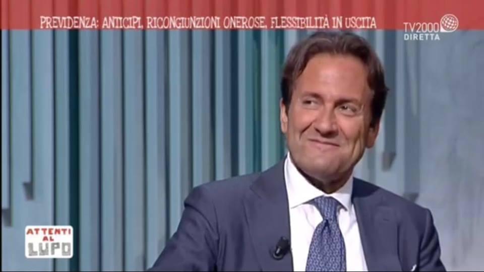 Fabio Fortuna ospite di Attenti al Lupo del 24 giugno