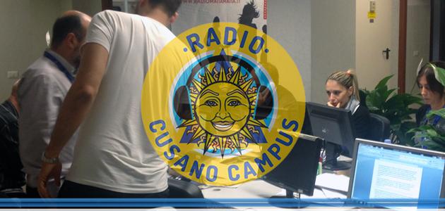 Un'altra settimana incredibile per Radio Cusano Campus