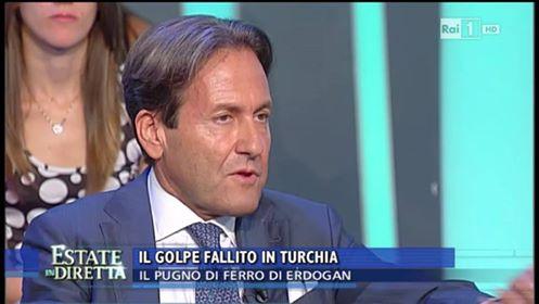 Fabio Fortuna Estate in diretta 18 luglio