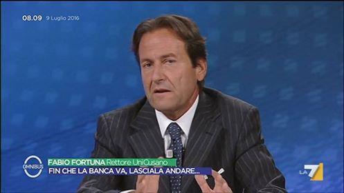 Fabio Fortuna Omnibus 9 luglio