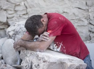 Amatrice, raccolta beni di prima necessità per i terremotati alla Cusano