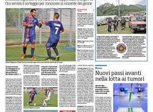 UnicusanoFondi Taranto Coppa Italia