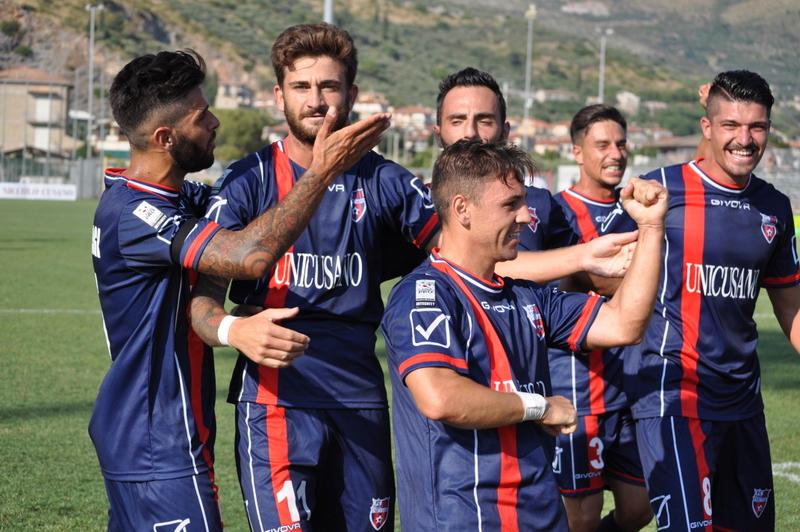 UnicusanoFondi, vittoria per 3-1 contro la Reggina