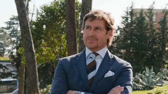 Il Presidente dell'UnicusanoFondi Stefano Ranucci