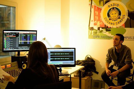 Radio Cusano Campus regina dell'informazione