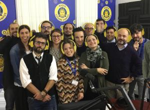 Radio Cusano Campus e le cuffie d'oro la notizia fa il giro del web